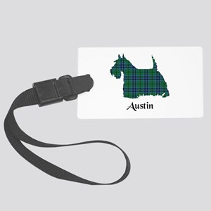 Terrier - Austin Large Luggage Tag