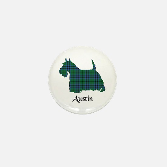 Terrier - Austin Mini Button