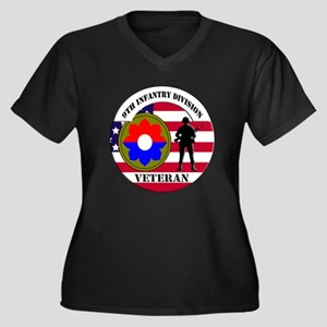 9th Infantry Division Plus Size T-Shirt