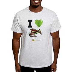 I heart Phantasmal poison frog
