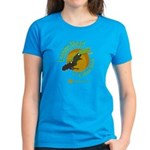 Women's Dark Leaping Ahead of Extinction T-shirt