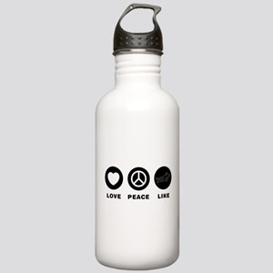 Crime Scene Stainless Water Bottle 1.0L