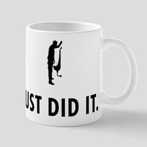 Pissing Mug