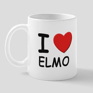 I love Elmo Mug