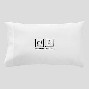 Head Up A** Pillow Case