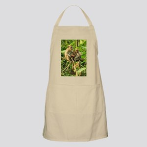 Togetherness on a Branch Apron