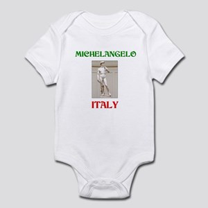 Michelangelo Infant Bodysuit