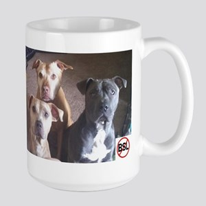 Pitbull Judgement Mug