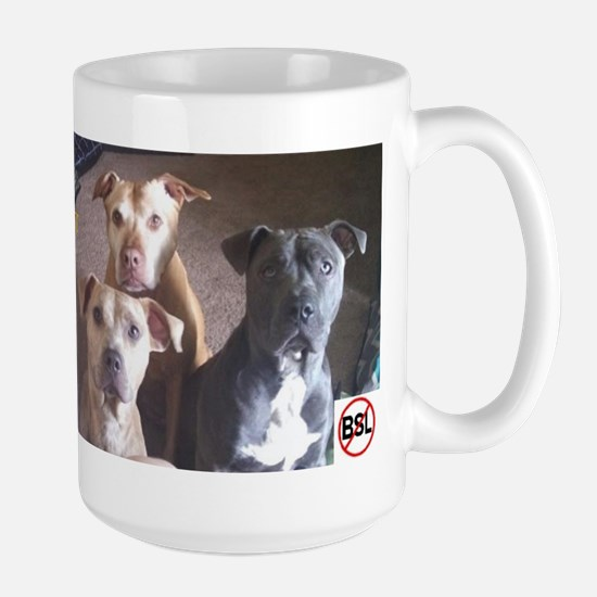 Pitbull Judgement Mug