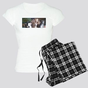 Pitbull Judgement Pajamas