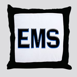 EMS Throw Pillow