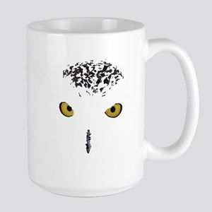 Snowy Owl Large Mug