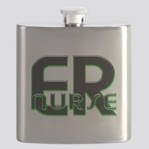 EMERGENCY NURSE 3 Flask