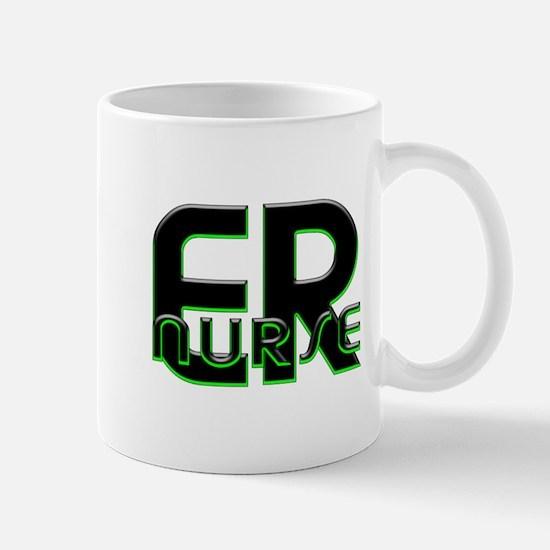 EMERGENCY NURSE 3 Mug
