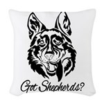 What's Hot! Woven Throw Pillow