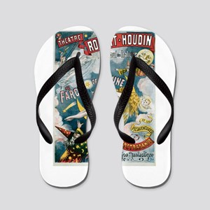 Illusion Fantastique Moon Flip Flops