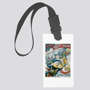 Illusion Fantastique Moon Large Luggage Tag