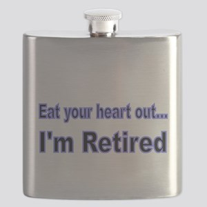 EAT YOUR HEART OUT Flask