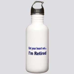 EAT YOUR HEART OUT Water Bottle