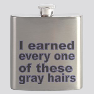 I earned every one of these gray hairs Flask