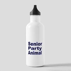 SENIOR PARTY ANIMAL 2 Water Bottle