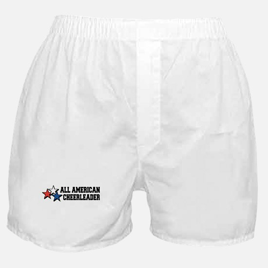 Cute Team naughty Boxer Shorts