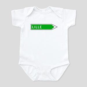 Roadmarker Lille - France Infant Bodysuit