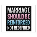 Marriage Should Be Reinforced Posters