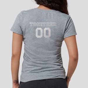 Couples Together Personal Womens Tri-Blend T-Shirt