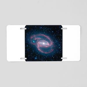 space40 Aluminum License Plate