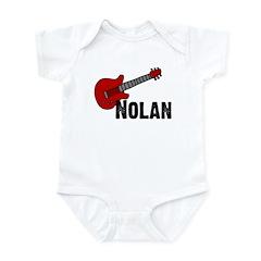 Nolan - Guitar Infant Bodysuit