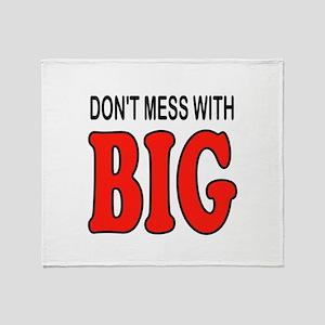 BIG Throw Blanket