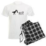 Man Evolution Pajamas