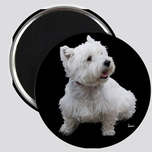 West Highland White Terrier Magnet