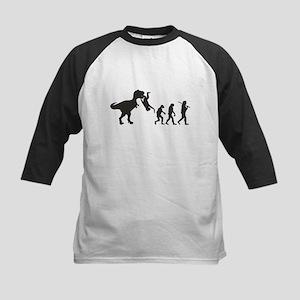 Man Evolution Baseball Jersey