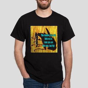 Not Man But Fly Dark T-Shirt