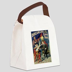 Devil's Dreamland Magic Canvas Lunch Bag