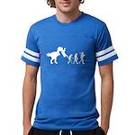 Man Evolution Mens Football Shirt