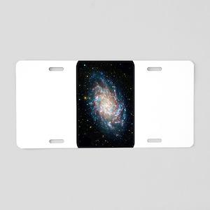 space42 Aluminum License Plate
