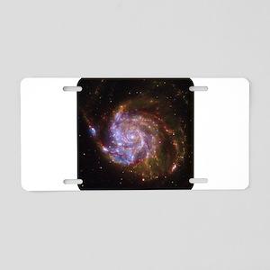 space43 Aluminum License Plate