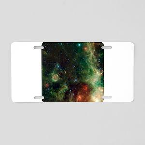 space46 Aluminum License Plate
