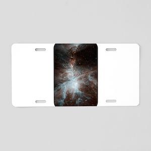 space48 Aluminum License Plate
