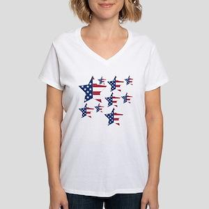 U.S.A Stars T-Shirt