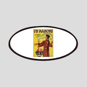 Fu Manchu Chinese Magic Patches