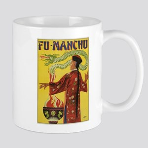 Fu Manchu Chinese Magic Mug