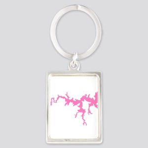 dragon only_pink3 Keychains