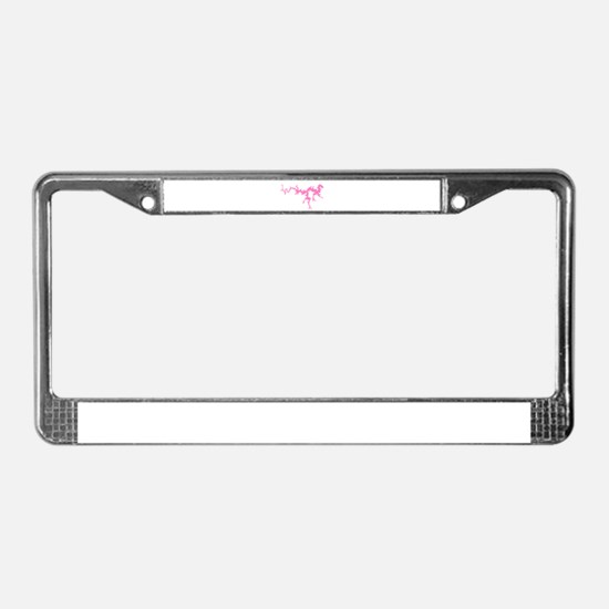 dragon only_pink3.png License Plate Frame