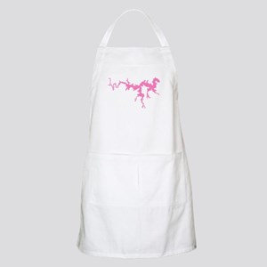 dragon only_pink3 Apron