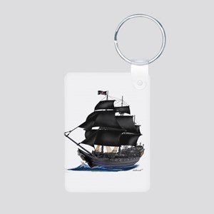 PIRATE SHIP Keychains