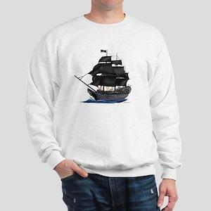 PIRATE SHIP Sweatshirt